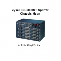 Zyxel IES-5000ST Splitter Chassis Msan