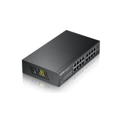 Zyxel GS1100-16 16 Port Gigabit Yönetilemez Rack Mount Switch